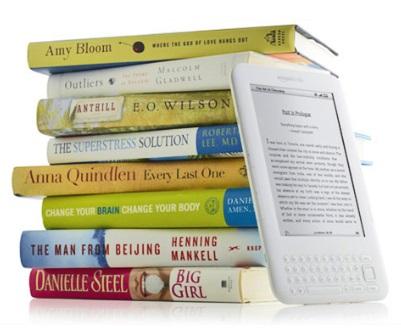Продажа книг на Амазон