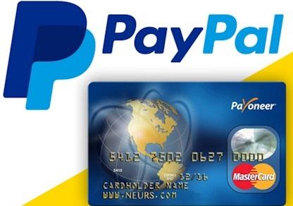 Payoneer и PayPal