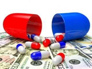 Лекарства в США без рецепта