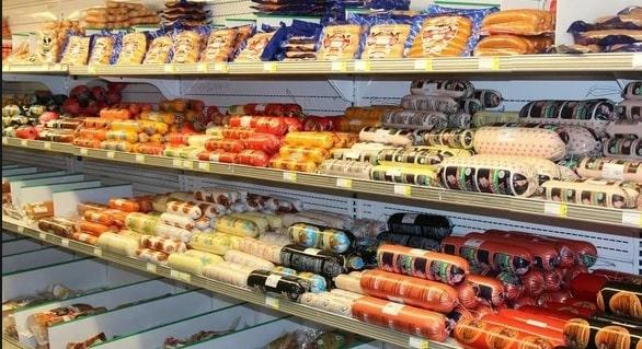 Русские магазины в Нью-Йорке