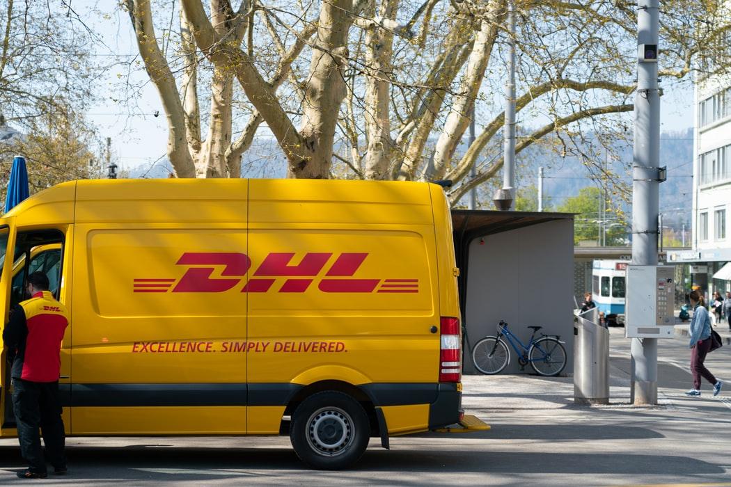 DHL доставка