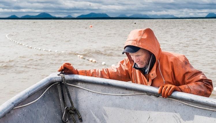Работа рыбаком на Аляске