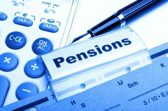 где можно получат пенсию