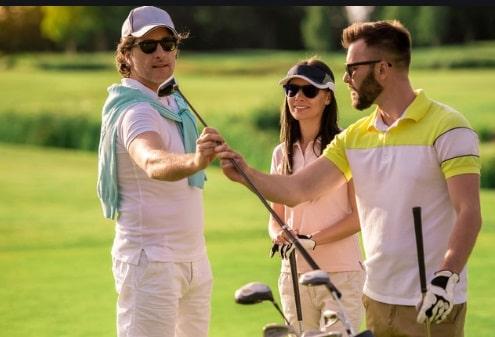 Тренер по гольфу