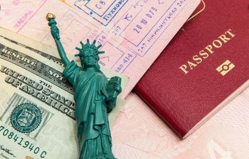 Восстановление загранпаспорта РФ в США
