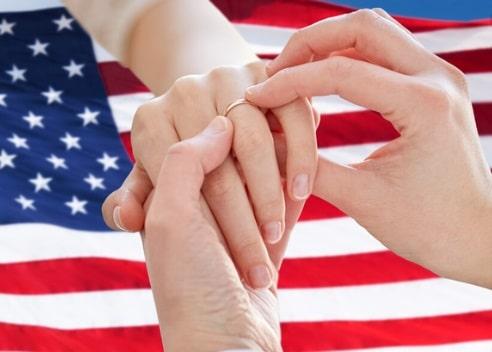 Выйти замуж за гражданина США