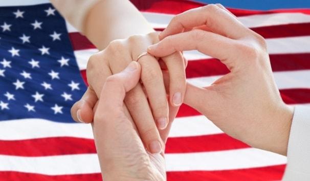 как переехать в Штаты с помощью брака