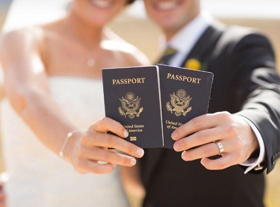 Документы для получения визы невесты