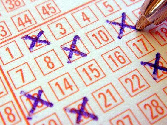 Заряженный лотерейный билет