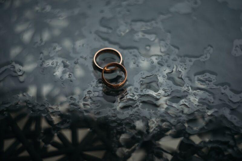Фиктивный брак кольца