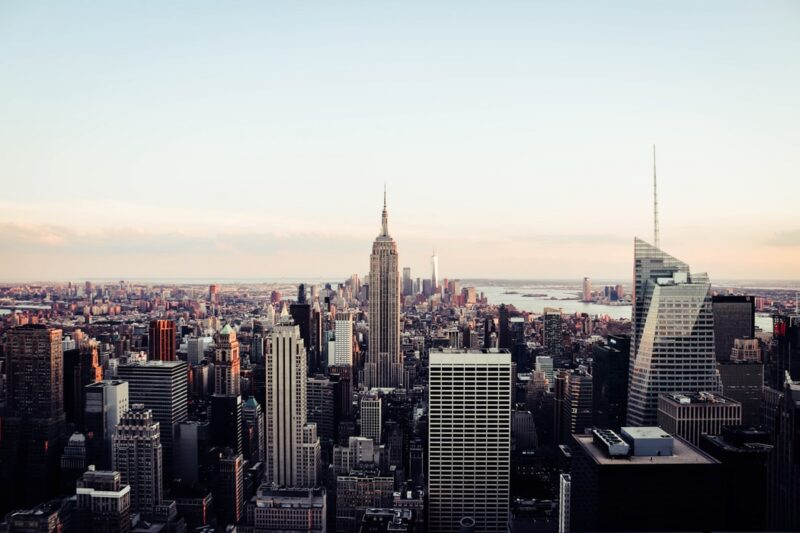 Манхеттен Нью-Йорк