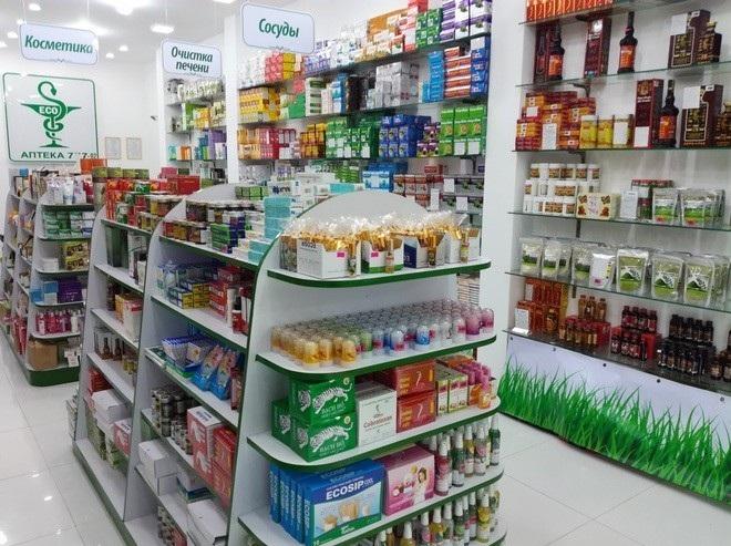 Русские аптеки Вьетнама