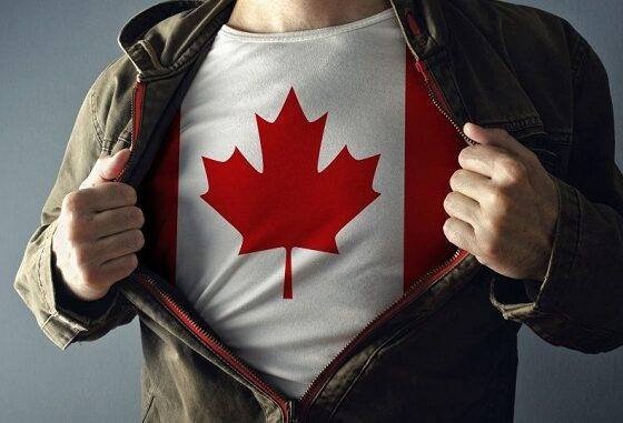 замуж за канадца