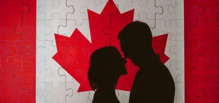 Брак в Канаде