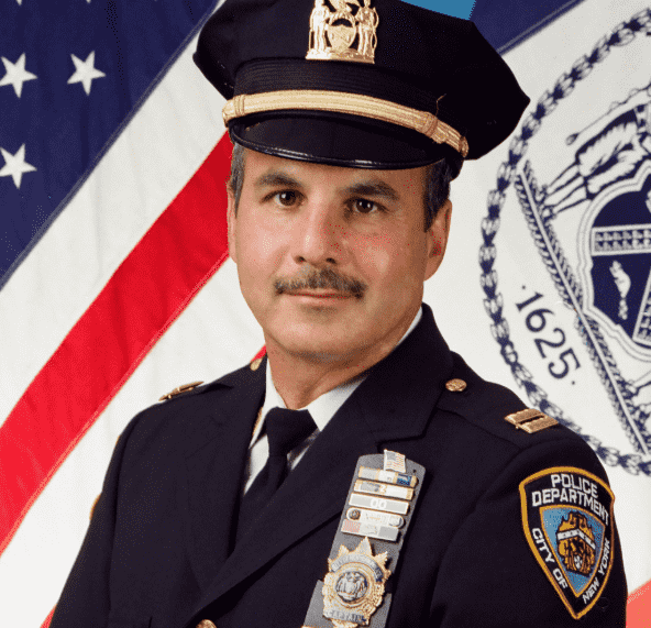 капитан полиции США