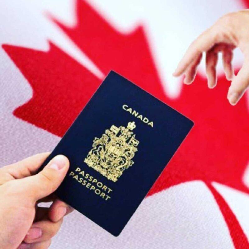 получение гражданства в Канаде