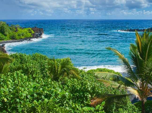 Климат на Гавайях