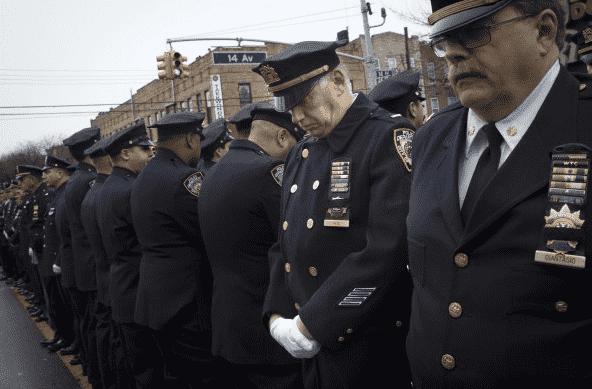 Лейтенанты полиции США