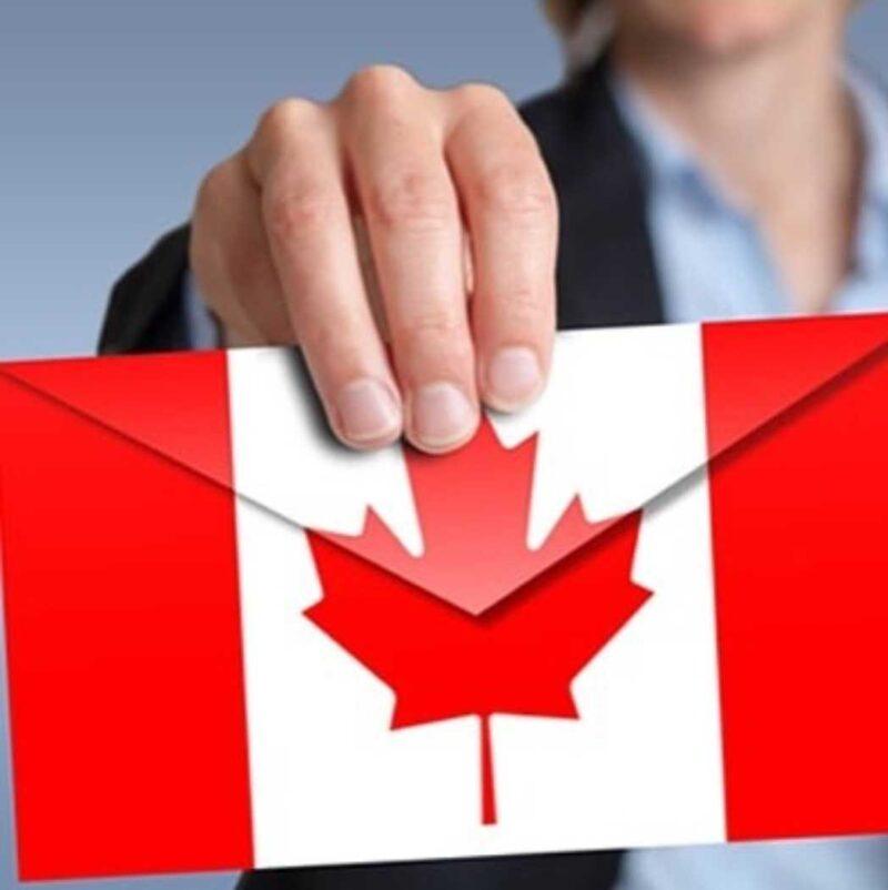 Письмо из Канады