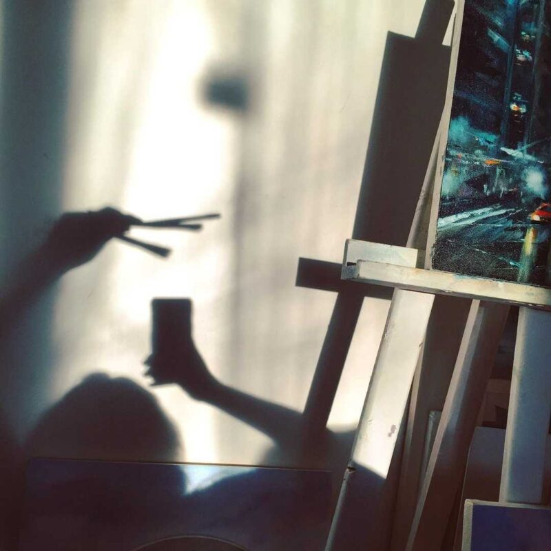 как организовать рабочее время художнику