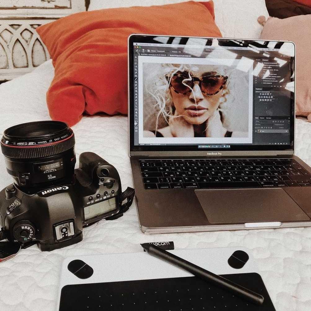 Варианты работы для фотографа