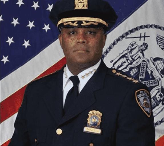 форма Шефа полиции