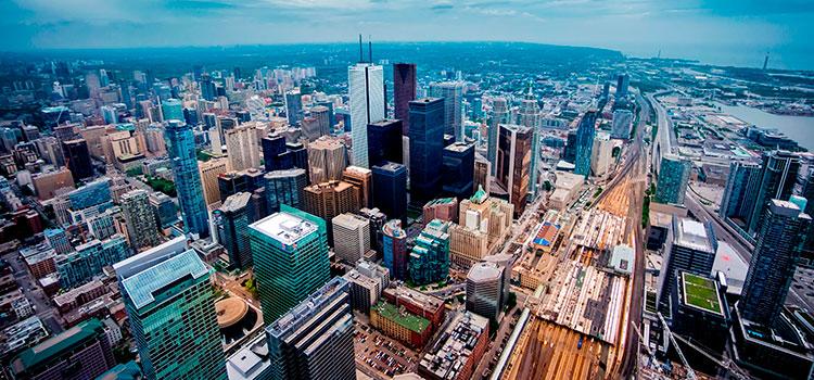 Канада мегаполис