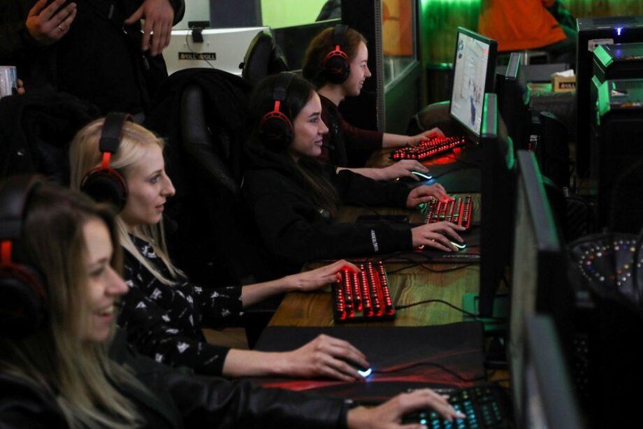 новички в киберспорте