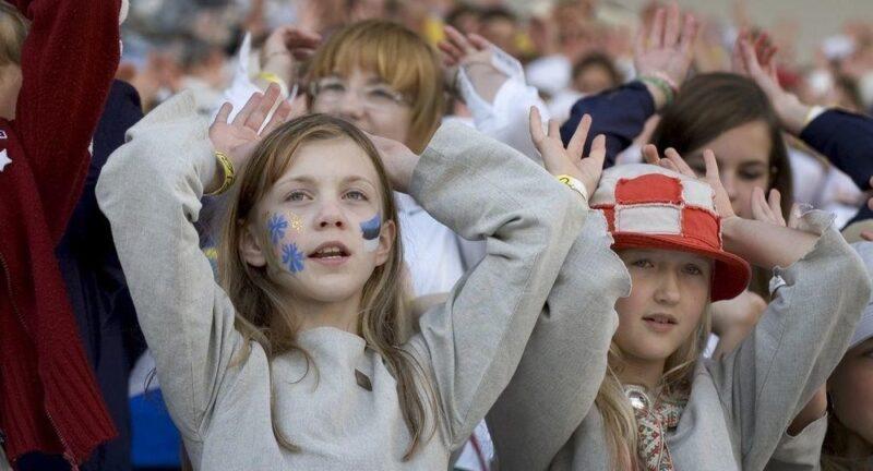 эстонские дети
