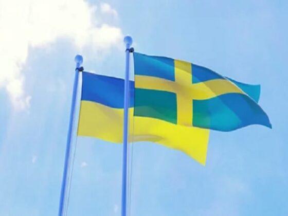 Из Швеции в Украину