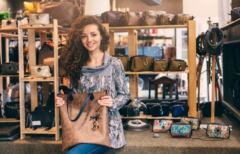 продажа кожаных сумок